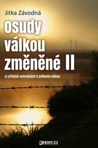 obálka knihy Osudy válkou změněné